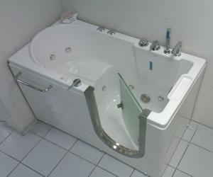 Сидячие мини-ванны