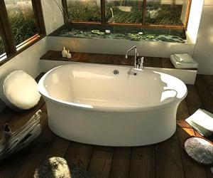 Гидромассажная ванная: польза и вред