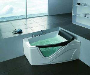 Асимметричная ванная: модели