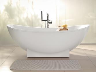 Размерность сидячих ванн