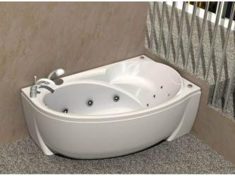 Акриловые ванны от компании Акватек