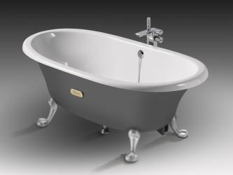 Ванны необычной формы: лучшие производители